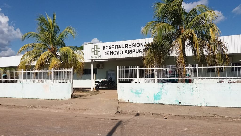 INTERVENÇÃO HOSPITAL_ARIPUANÃ